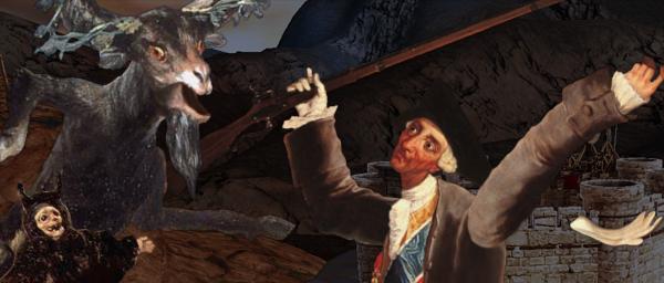 Rock of Ages - Goya